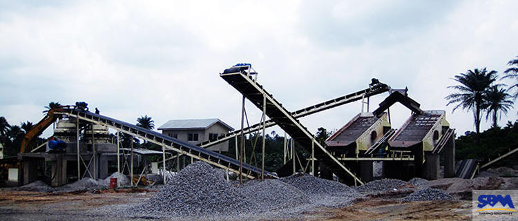 Stone crusher types manufacturer